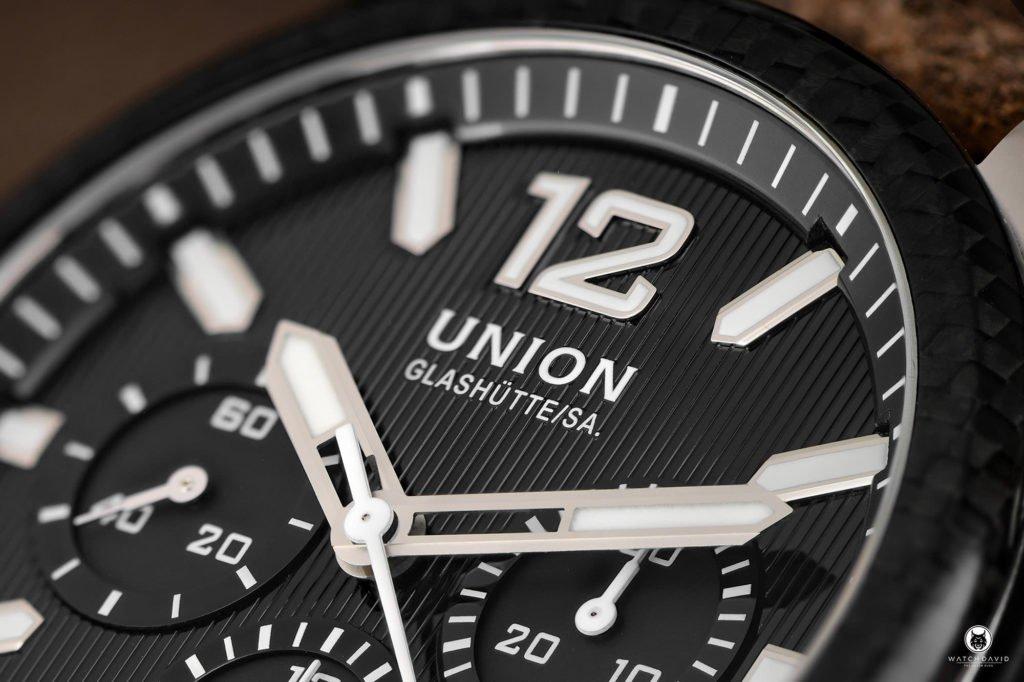 Union Glashütte Belisar Chronograph Sport