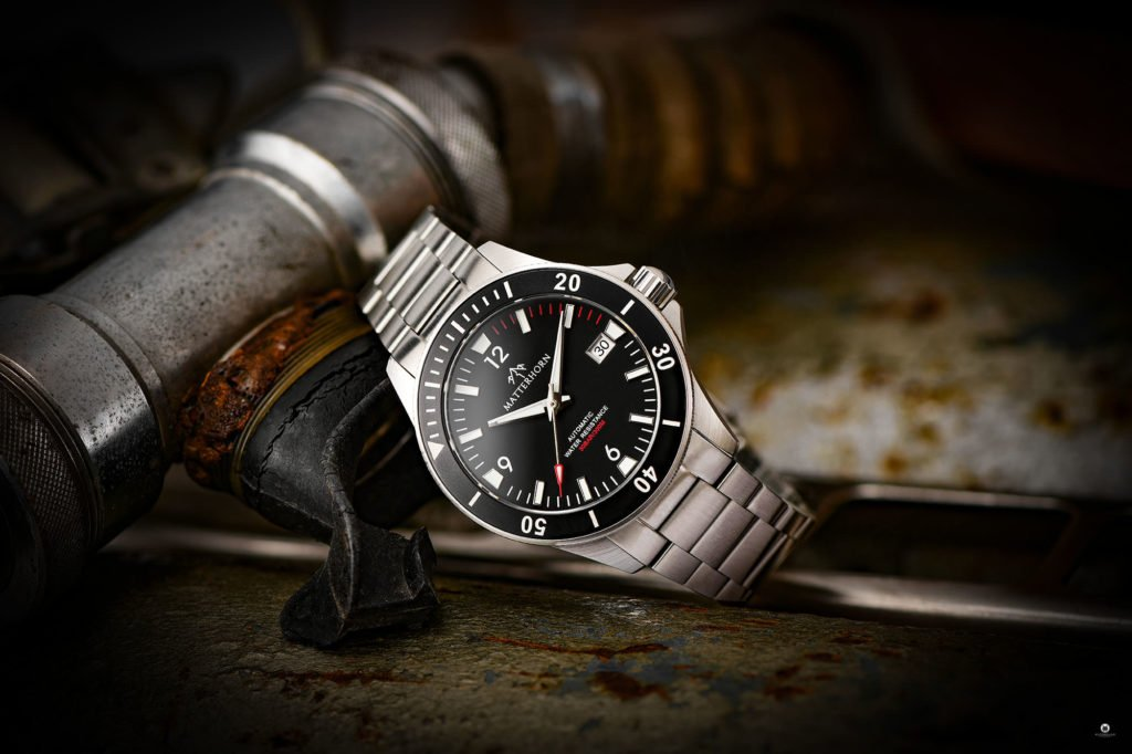 Matterhorn Watches DiveMaster 300