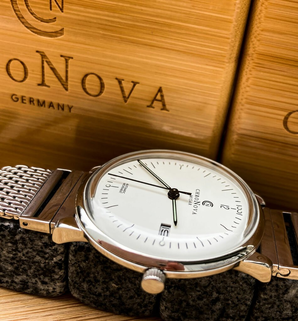 CHRONOVA MISAR Automatic Dress Watch