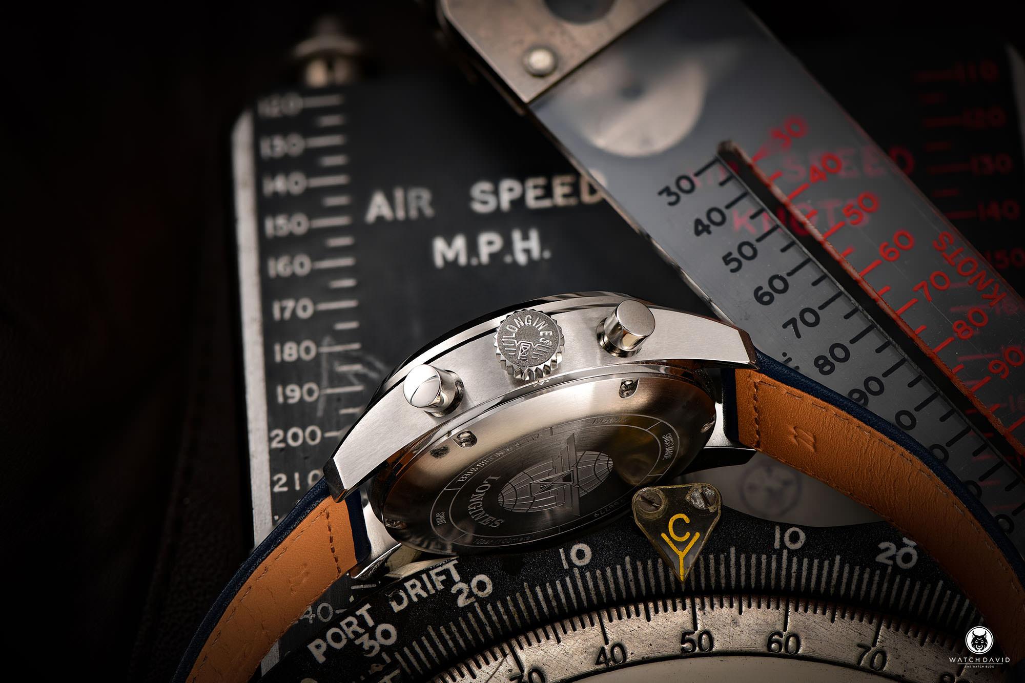 Longines Spirit Chronograph L3.820.4.93.0