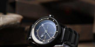 OVD Atlantiz Titanium Diver watch