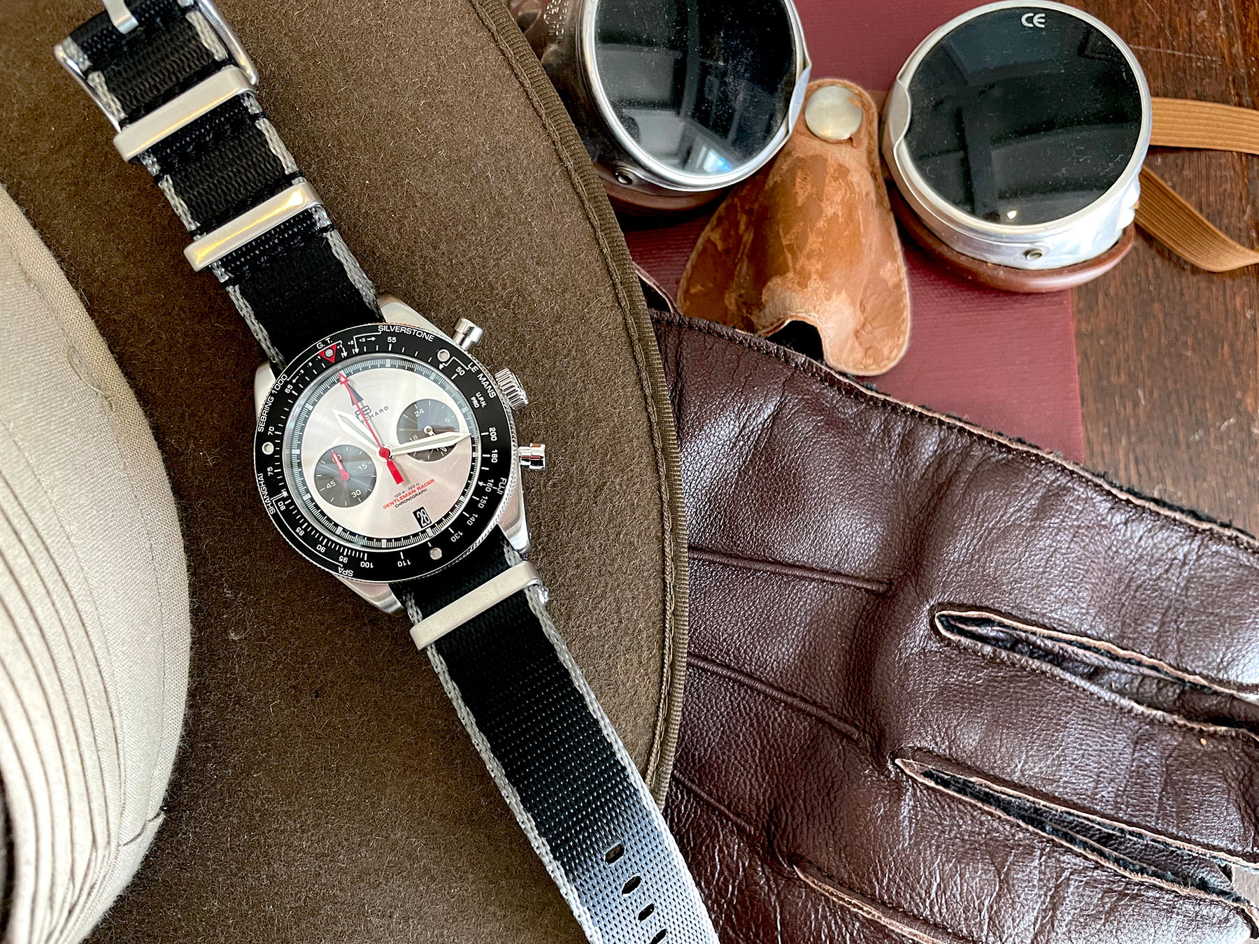 The Gentleman Racer by Blanchard Watch Company