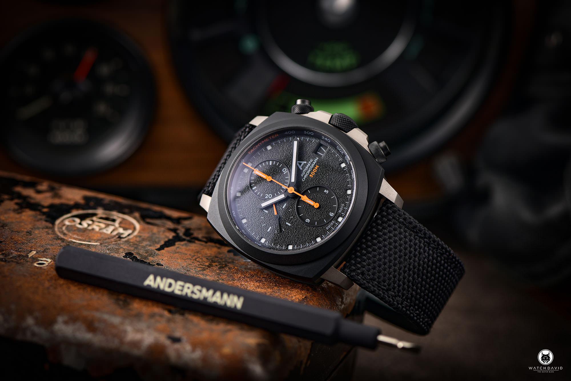 Andersmann CHRONOGRAPH DLC ANN0683 Review