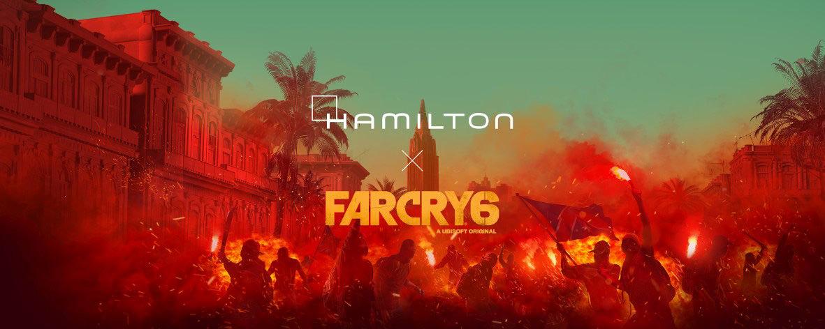 HAMILTON FAR CRY® 6