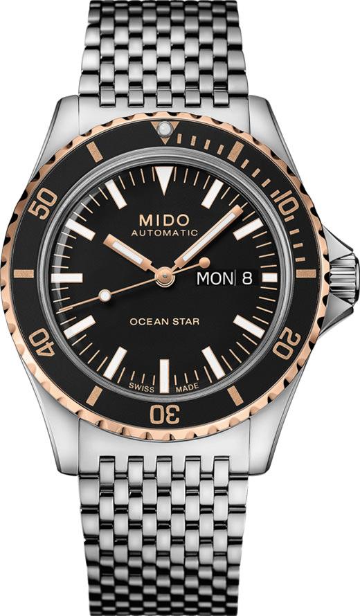 Mido Ocean Star Tribute M026.830.21.051.00