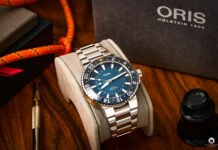 Oris Aquis Whale Shark Limited Edition