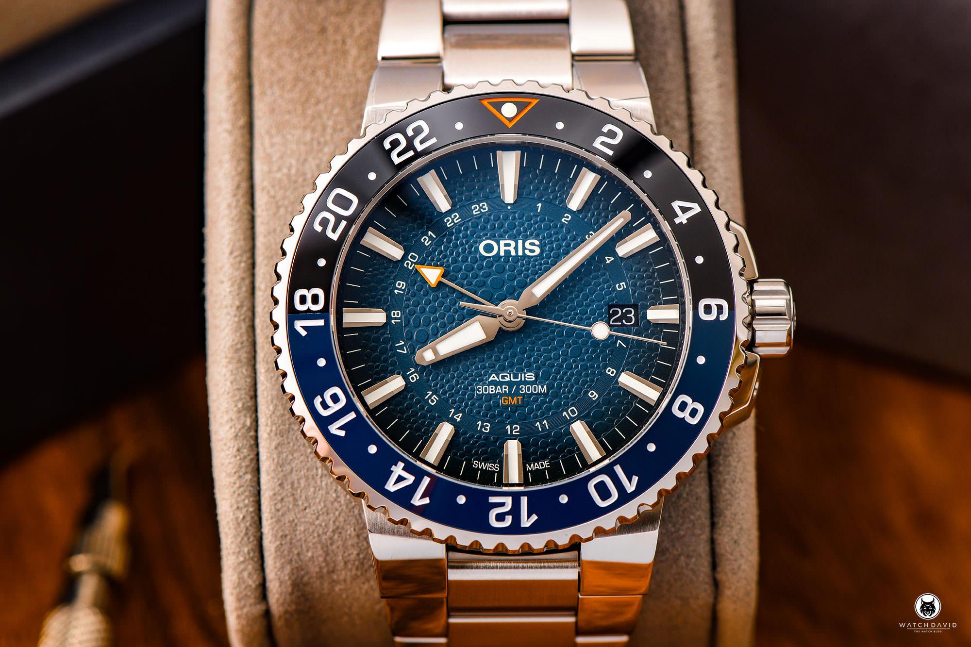 Oris Aquis Whale Shark Limited Edition