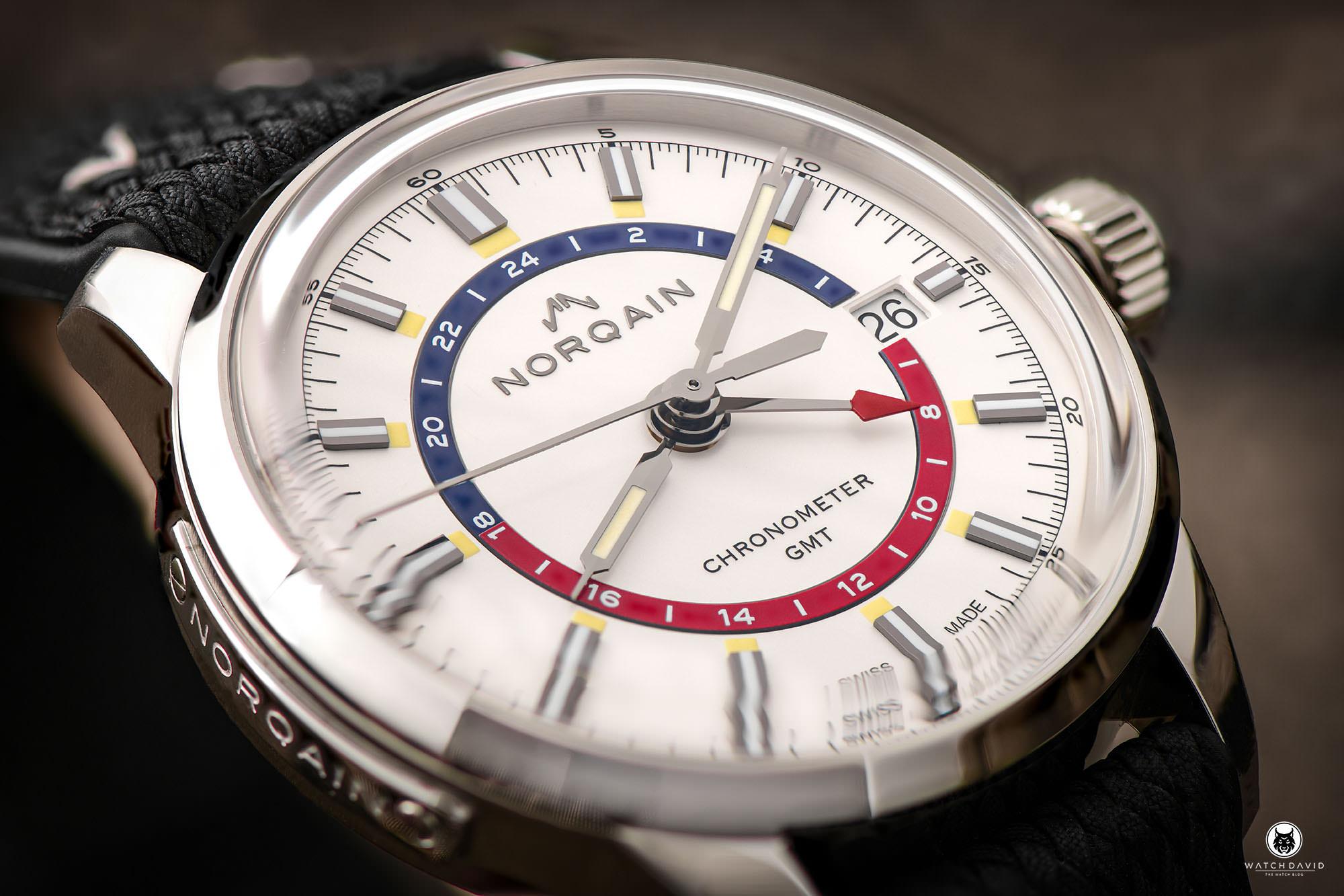 NORQAIN Freedom 60 GMT Opaline