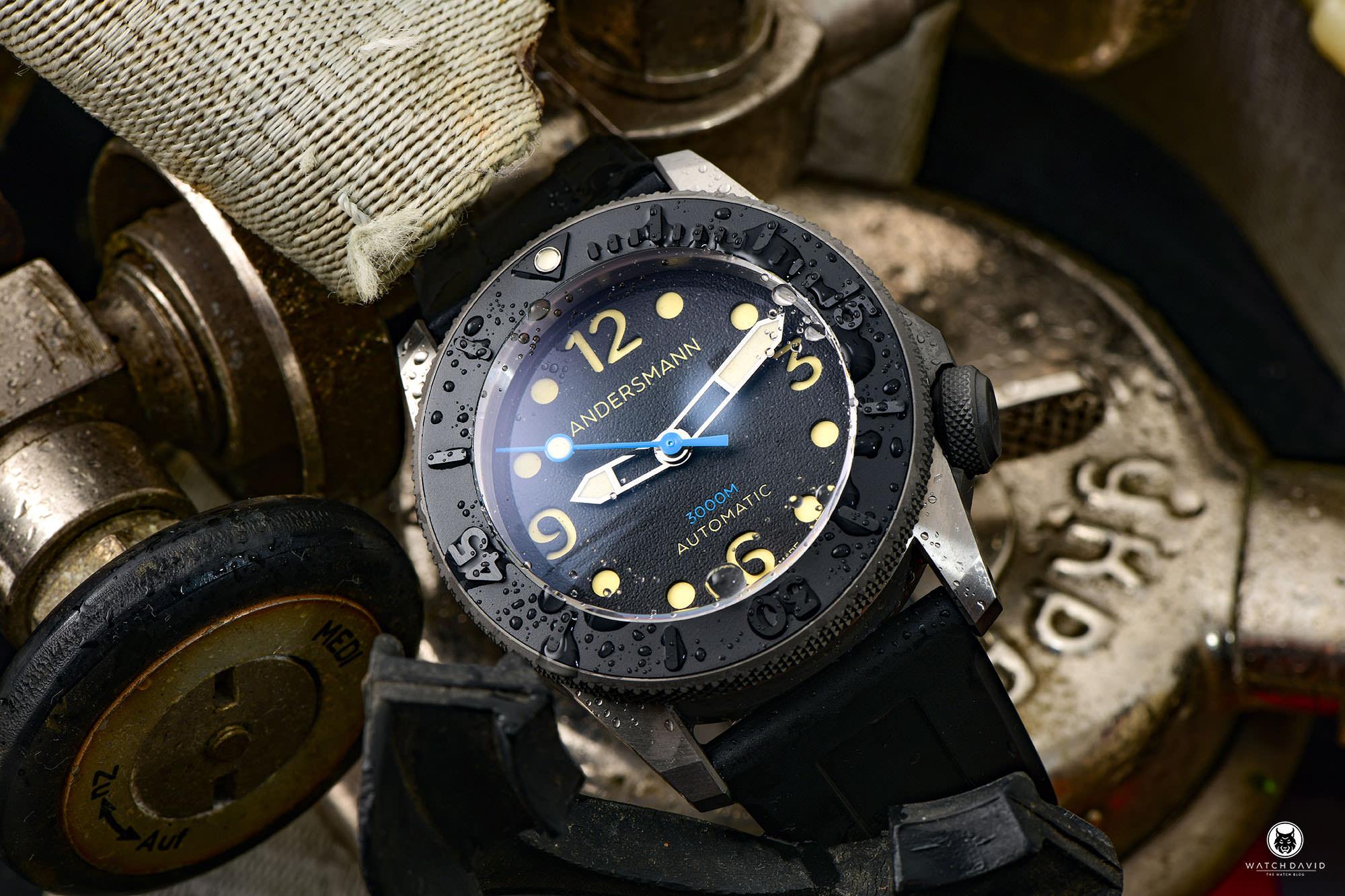 Andersmann DEEP OCEAN ANN0913