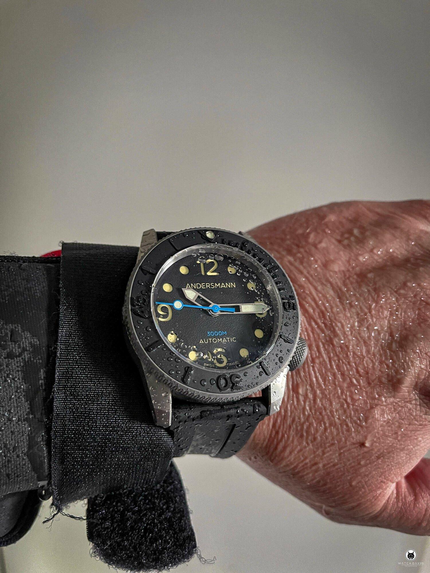 Wristshot Andersmann DEEP OCEAN ANN0913
